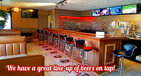 Lincoln NE Bar near Airport, Lincoln Airport Bars, Lincoln Bars with Beer on Tap